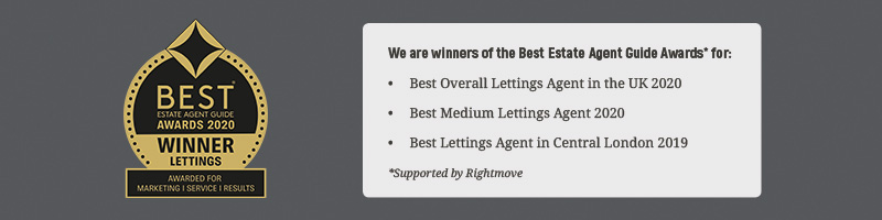 LiFE named Best Overall Lettings Agent in the UK
