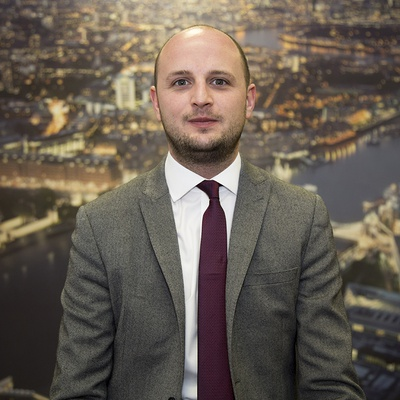 Staff photo of Josh Larn, Area Sales Manager for East London